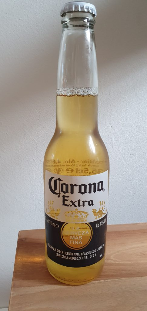 Corona beer compared to other popular brands
