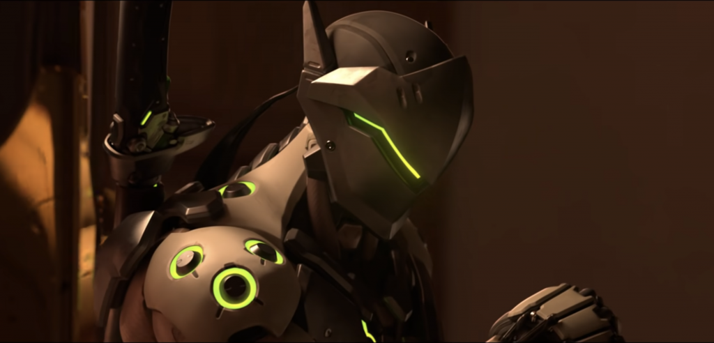 Genji ultimate quote