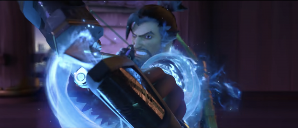 Hanzo ultimate quote in English