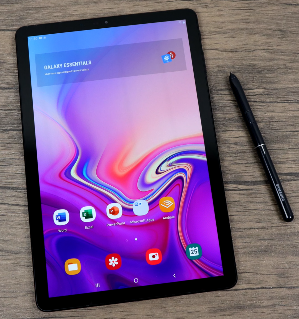 How to reset a Samsung Galaxy Tablet 4