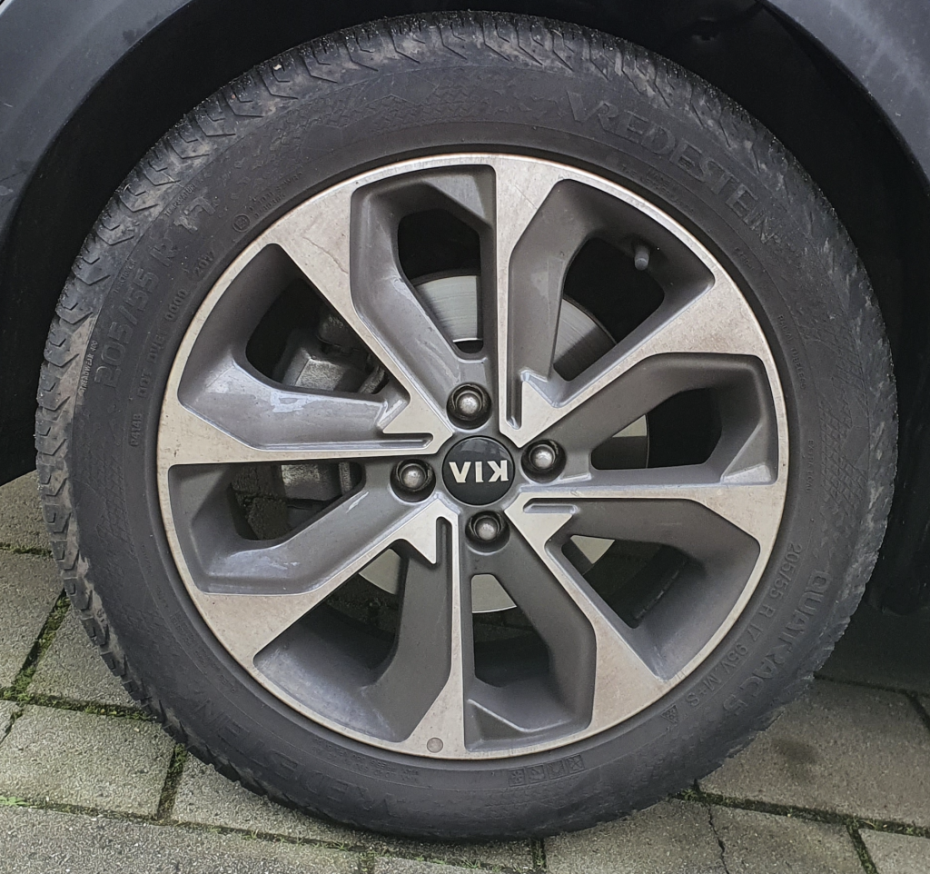 Cost to install new tires and old tires