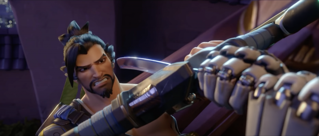 Hanzo ult quote in Overwatch