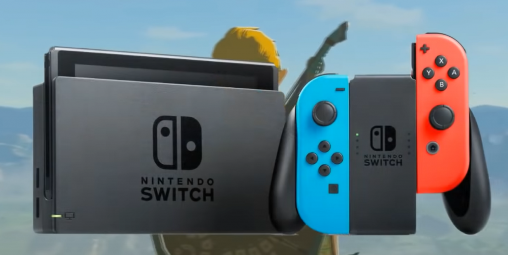 How do I connect a Nintendo Switch and Switch Lite to a smart TV?