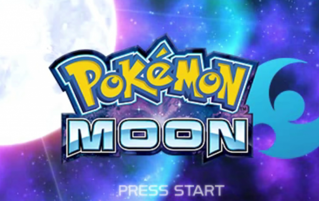 How to reset Pokemon Moon