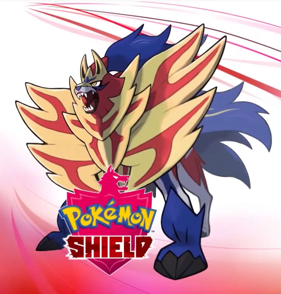 How to reset Pokemon Shield