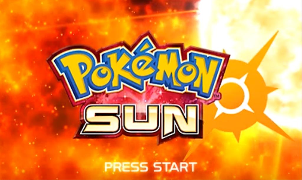 How to reset Pokemon Sun