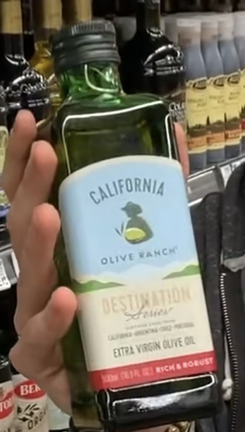 Extra virgin olive