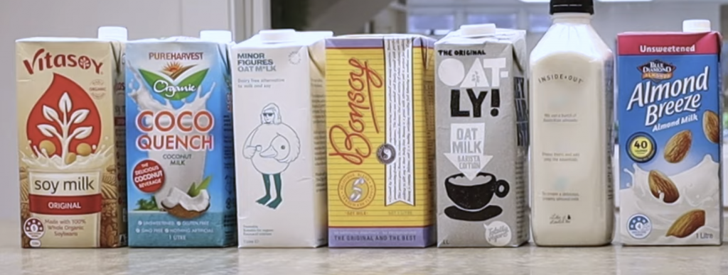 The best dairy-free milk alternatives for cooking