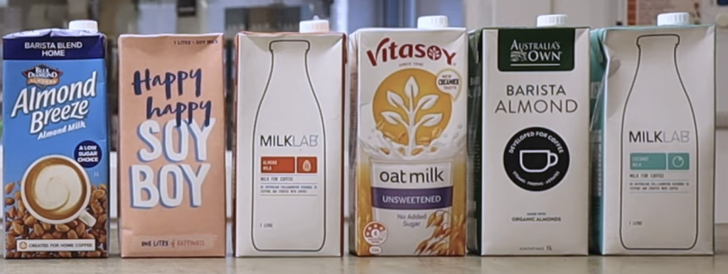 What is the best dairy-free milk alternative for cooking?