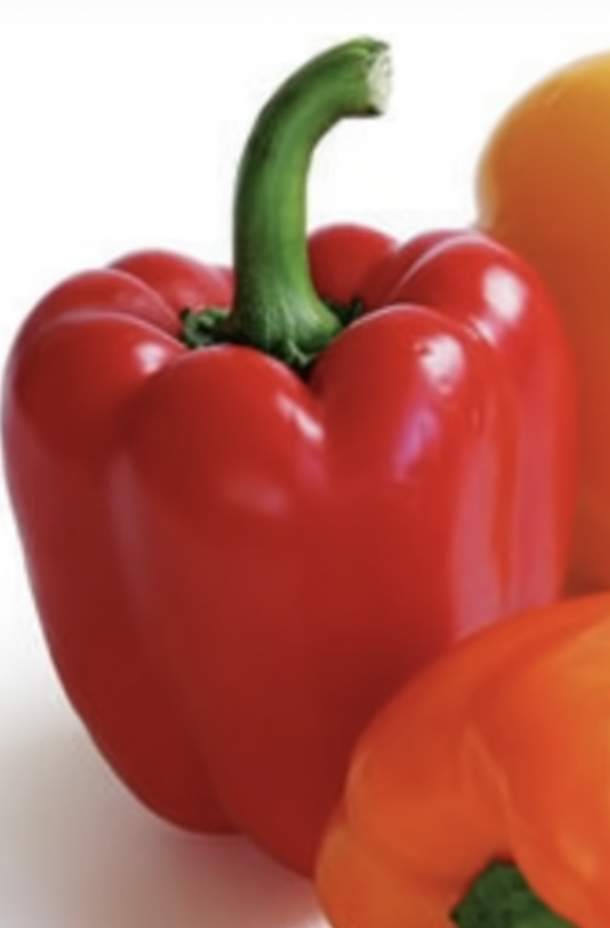 Can a rabbit eat bell peppers?