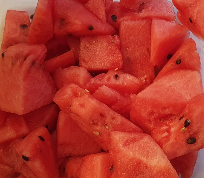 Can a rabbit eat watermelon?